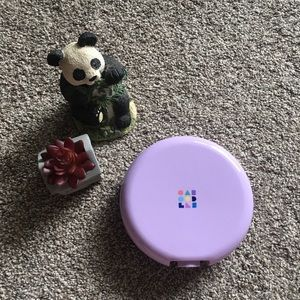 Caboodles Cosmetic Compact Purple Makeup Organizer